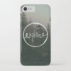 Explore Oregon Forest Slim Case iPhone 7
