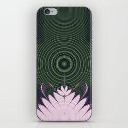 Fractal Beacon iPhone Skin