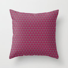 Apples Pattern Throw Pillow