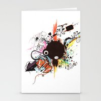 custom Stationery Cards featuring Custom Jip by Custom Horror