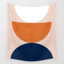 Abstraction_Balance_Minimalism_001 Wall Tapestry