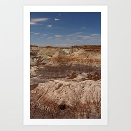 Colors Of The Painted Desert Art Print