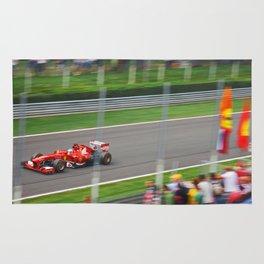 Fernando Alonso - 2013 Gran Premio d'Italia Rug