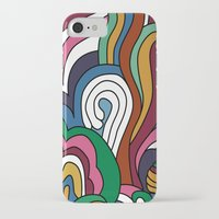 beard iPhone & iPod Cases featuring Beard by Paco de Nadie