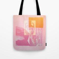 Portland Vase in Pink Tote Bag