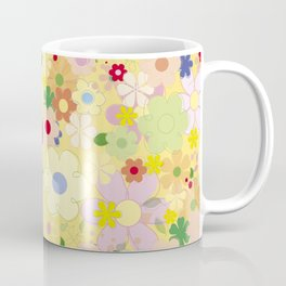 Graphic flowers: Dancing king Coffee Mug