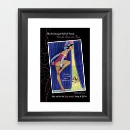 """""""The Big Reveal"""" by Laurenn McCubbin Framed Art Print"""