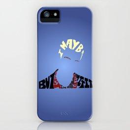 Spike - Buffy the vampire slayer iPhone Case