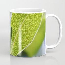 leave-leaf Coffee Mug