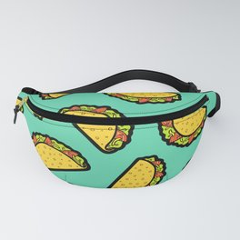 It's Taco Time! Fanny Pack