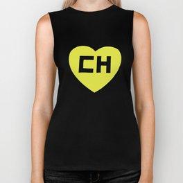 Ch El Chapulin Colorado El Chavo Funny Hispanic Colorado T-Shirts Biker Tank