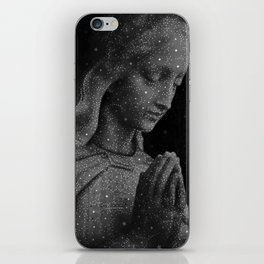 Mary in the stars iPhone Skin