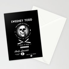 daily specials Stationery Cards