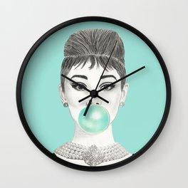 MS GOLIGHTLY Wall Clock
