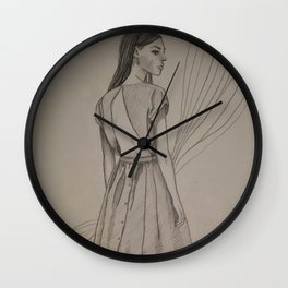 Whatever, Man Wall Clock