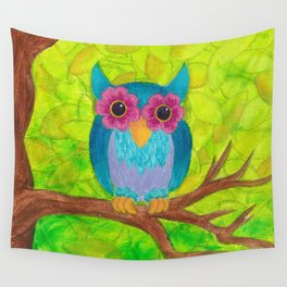 Wise One Wall Tapestry