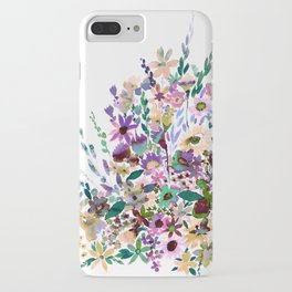 Scarlett Floral Pastel iPhone Case