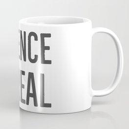 Science is real Coffee Mug