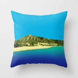 Marbella Fluoro Throw Pillow