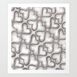 Kera Damo 002 Art Print
