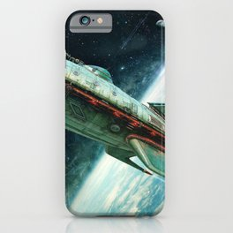 Planet Express iPhone Case