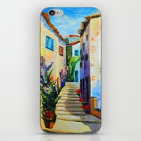 "italy iPhone & iPod Skins featuring ''Italy"" by Ekaterina Zhukova"