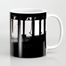 Under the Boardwalk. Coffee Mug