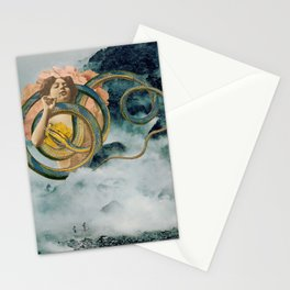 Cloud Mother Stationery Cards