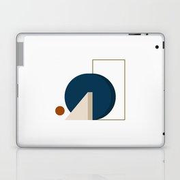 Abstrato 03 // Abstract Geometry Minimalist Illustration Laptop & iPad Skin