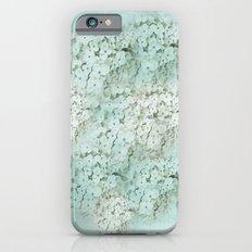 SHADY HYDRANGEAS Slim Case iPhone 6s