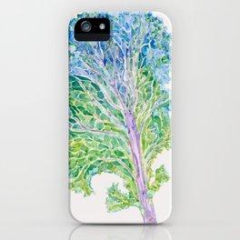 Kale - Neutral iPhone Case