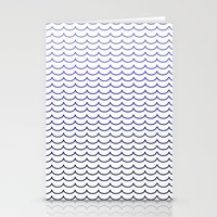 gradient Stationery Cards featuring Gradient  by Shelby Thompson