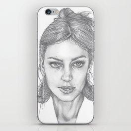 Alexa Chung iPhone Skin