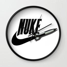 NUKE Wall Clock