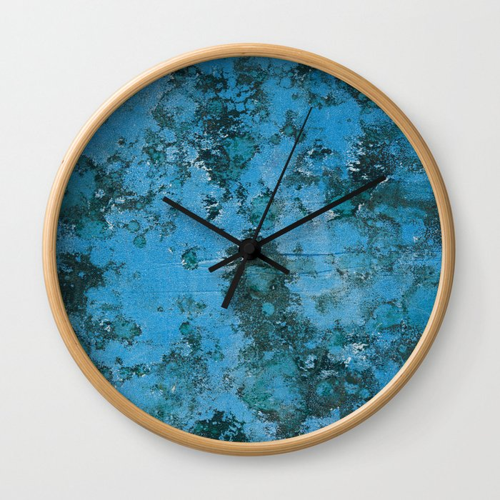Abstract No. 276 Wall Clock