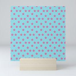 Johnny Joestar Pattern Mini Art Print