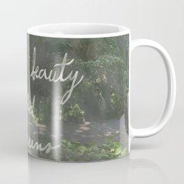 Beauty in Ruins Coffee Mug
