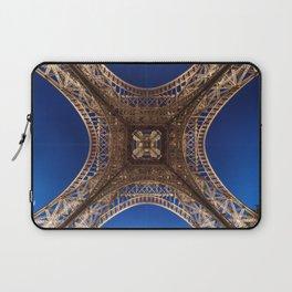 Eiffel Tower From Below Laptop Sleeve