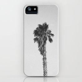 PALM TREES V / Joshua Tree, California iPhone Case
