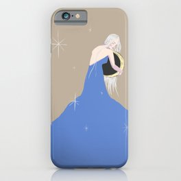 Guarding the Moon iPhone Case
