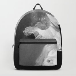 Constantin Hansen - Maleren Thorald Læssøe som dreng Backpack