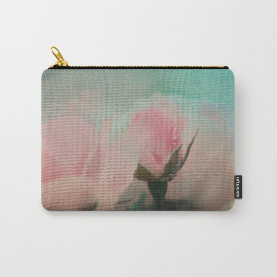 Vintage roses(9) Carry-All Pouch