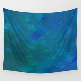 Smeary Oils Wall Tapestry