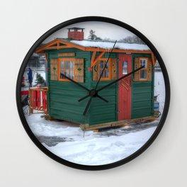 Winni Bobhouse Wall Clock