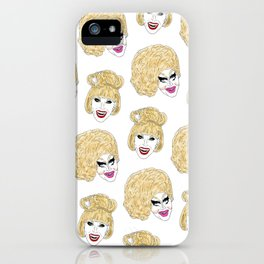 UNHhhh - Trixie and Katya iPhone Case