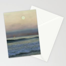Pale Sunset Stationery Cards