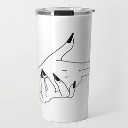Kiss Kiss Bang Bang Travel Mug
