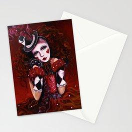 Harlequin Jewel Stationery Cards
