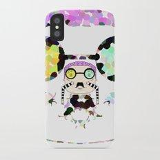 Monsieur Steams Slim Case iPhone X