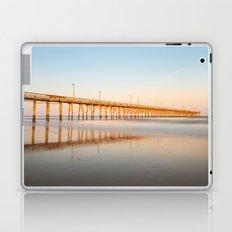 Pier Reflection Laptop & iPad Skin